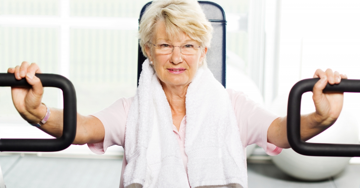 How More Exercise Might Help Older Women