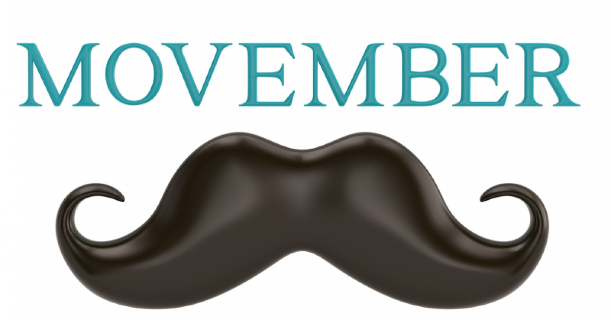 'Movember' Shines Spotlight on Men's Health