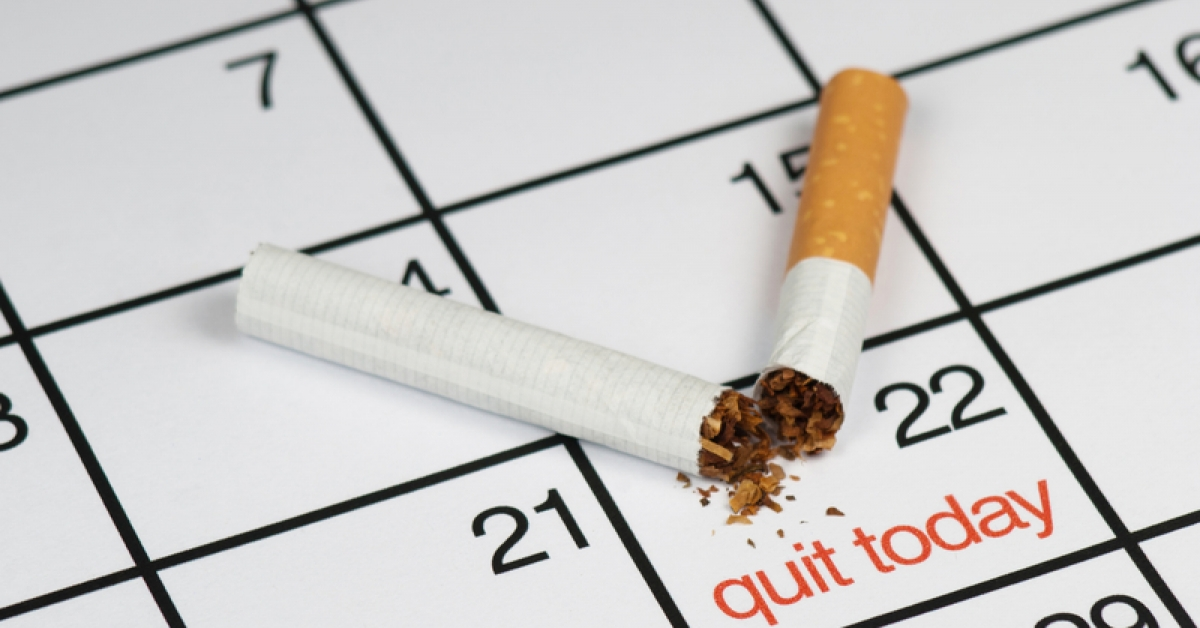 Stop Smoking with These 6 Tips