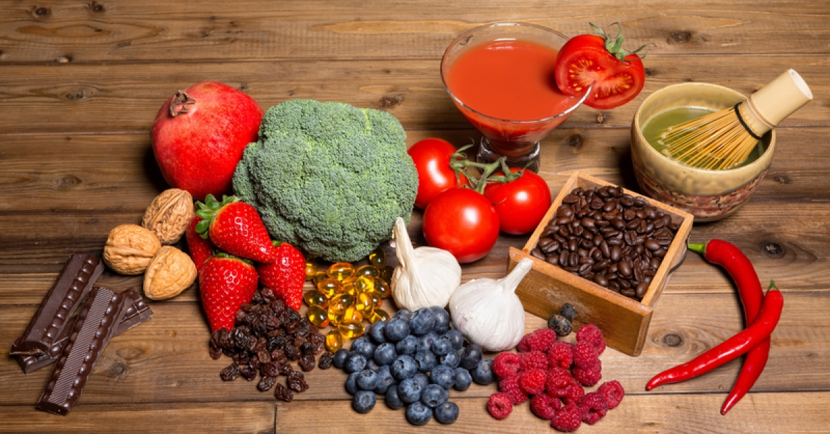 Antioxidants and Your Diabetes Risk