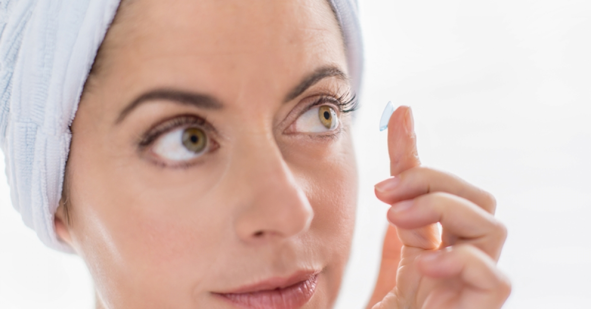 Caring for Your Contacts