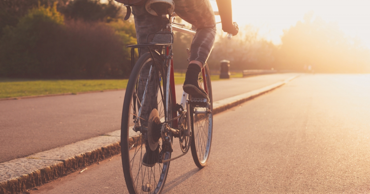 The Benefits of an Active Commute