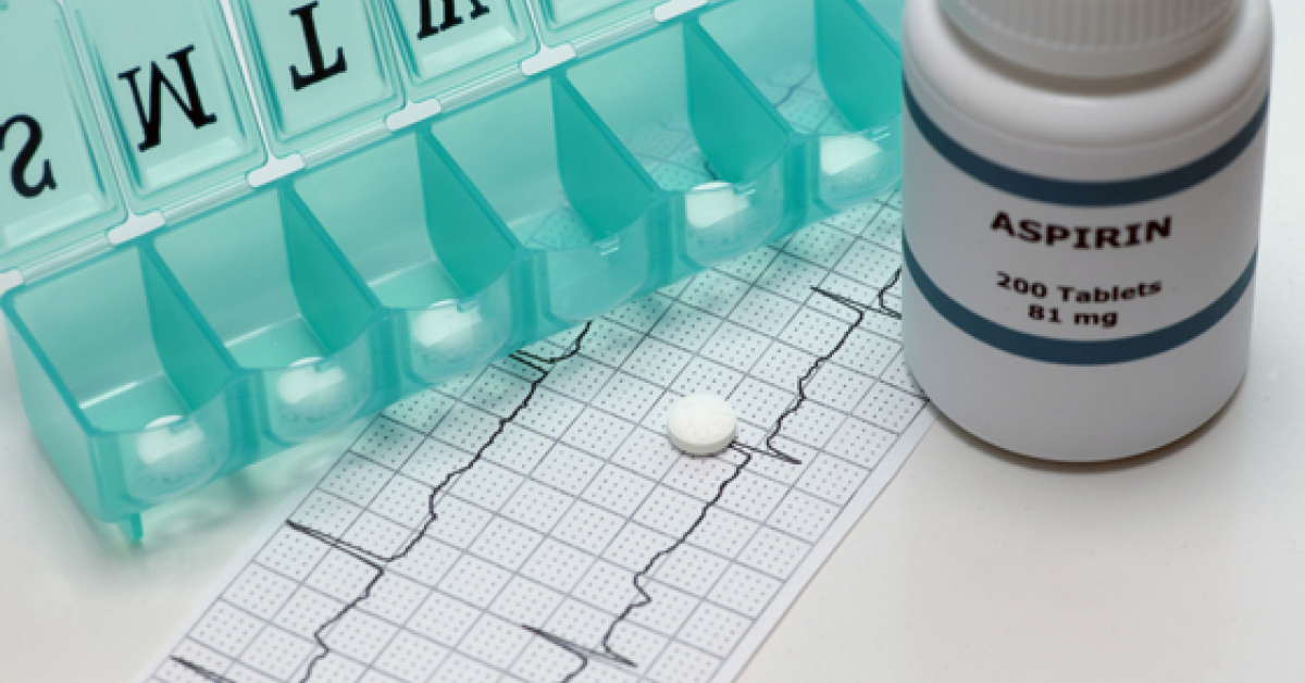 Dropping Daily Aspirin May Endanger Your Heart