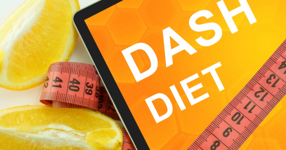 DASH Diet Comes Out on Top Again