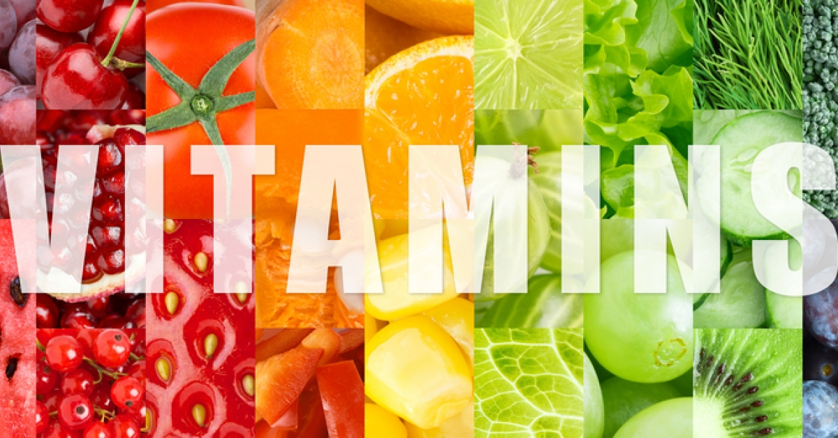 The ABCs of Vitamins and Minerals