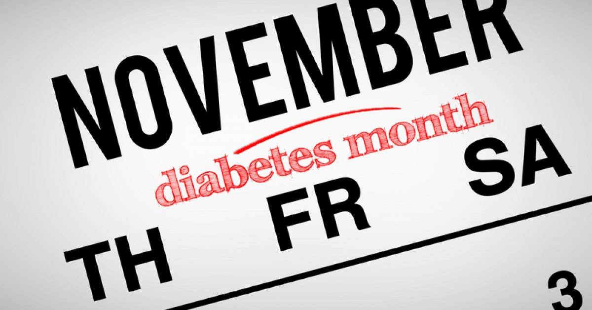 Celebrating National Diabetes Month