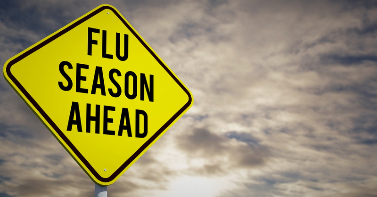 Flu Season Is Upon Us
