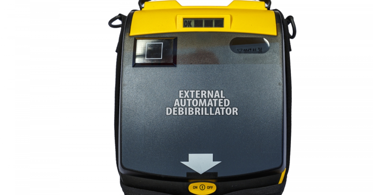 Is Your AED Approved?