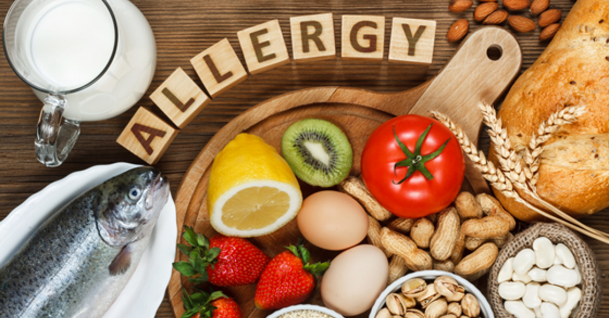 New Food Allergies: Not Just for Kids