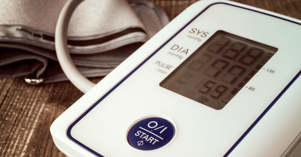 High Blood Pressure Threshold Lowered