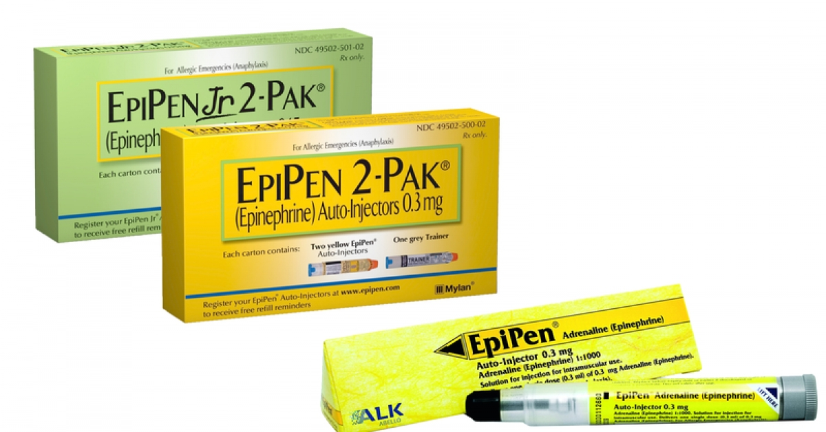 Some EpiPens Have Been Recalled