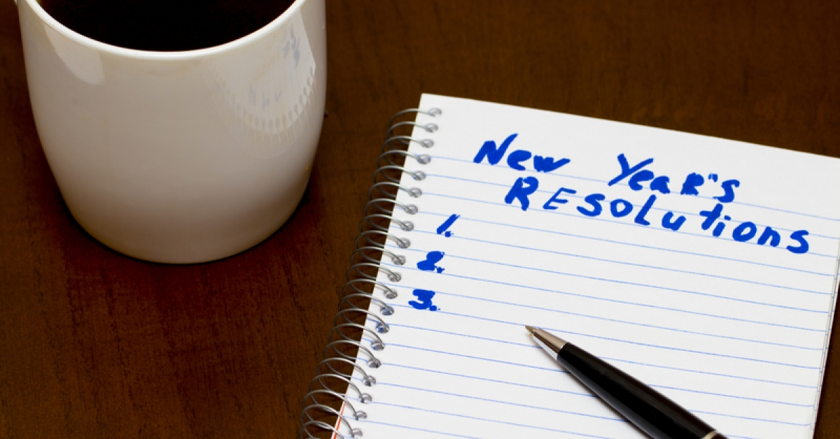The Power of New Year's Resolutions