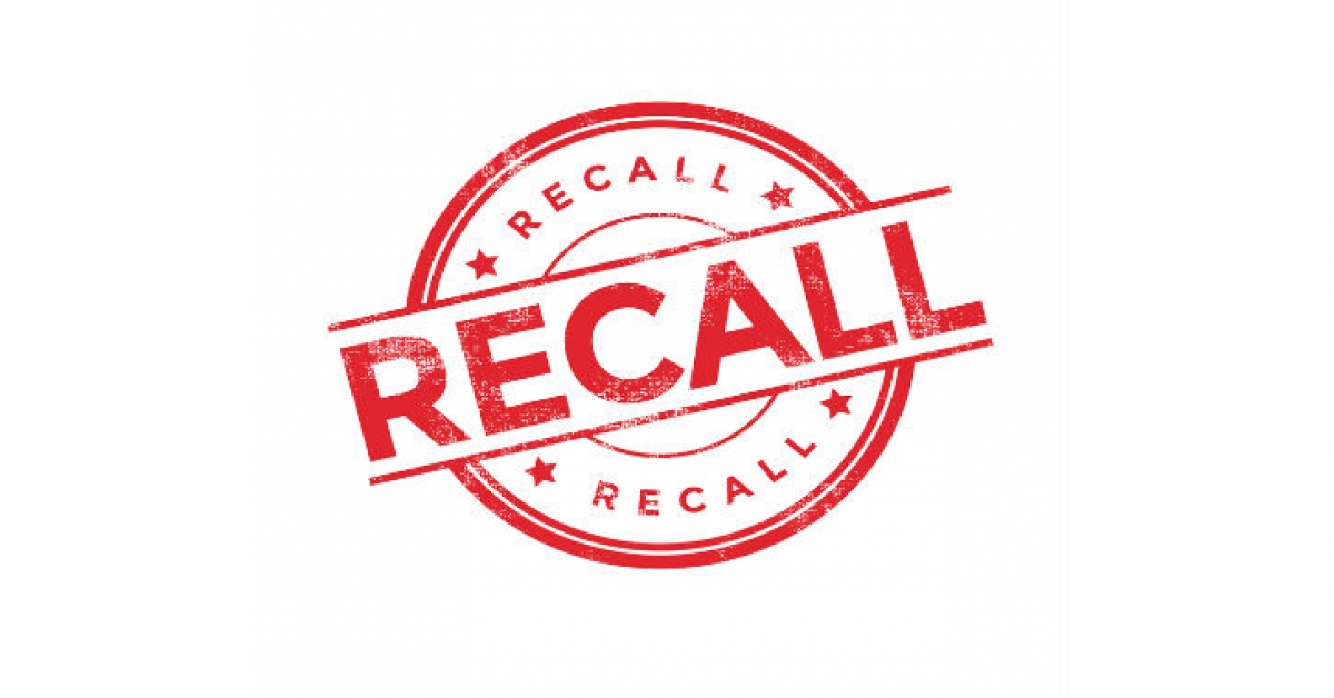 Common Blood Pressure Rx Recalled