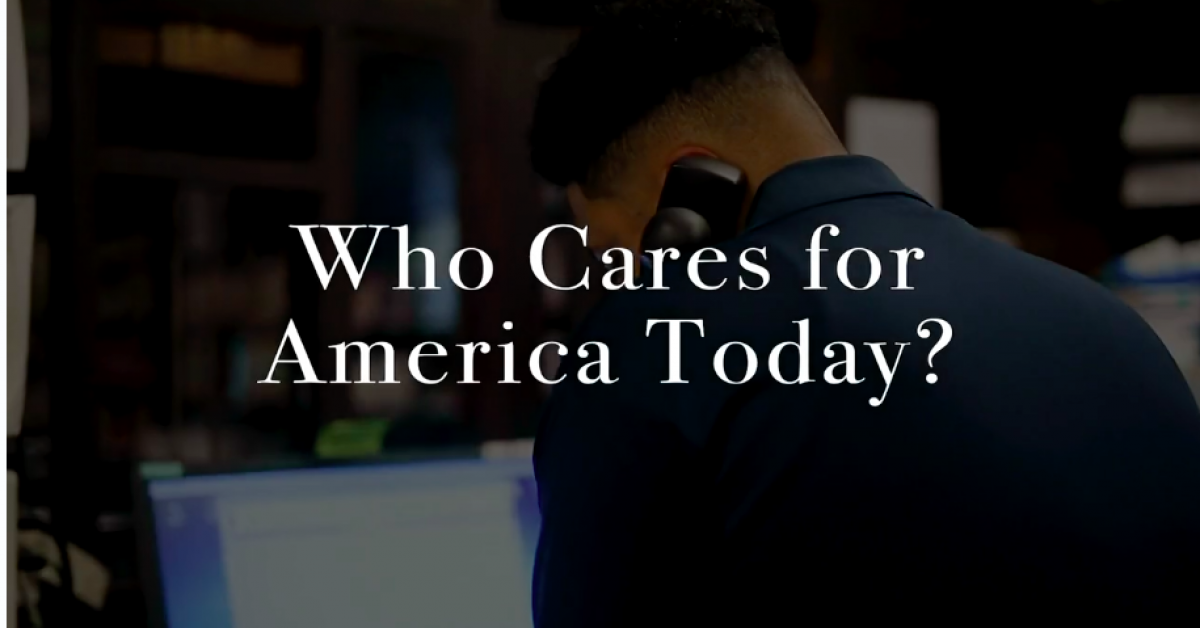 'Who Cares About America Today?' a short film by Sydney Gawlik