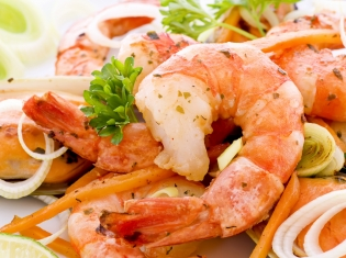 What Seafood Could Do for Dementia Risk